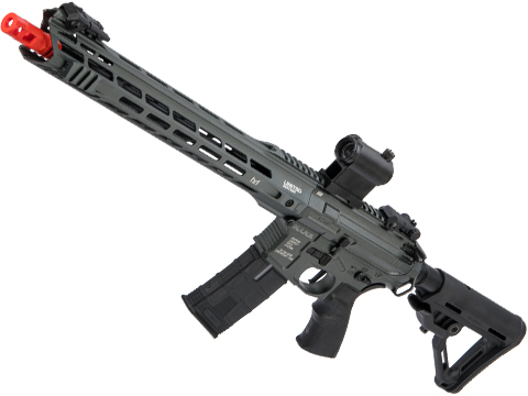 ICS CXP-MARS M4 Airsoft AEG w/ S3 Electronic Trigger (Model: Limited Edition Titanium Grey / Carbine)