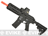 ICS CXP-15 Keymod Sportline Airsoft AEG Rifle - Black