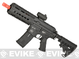 ICS CXP-15 Keymod Full Metal Airsoft AEG Rifle - Black