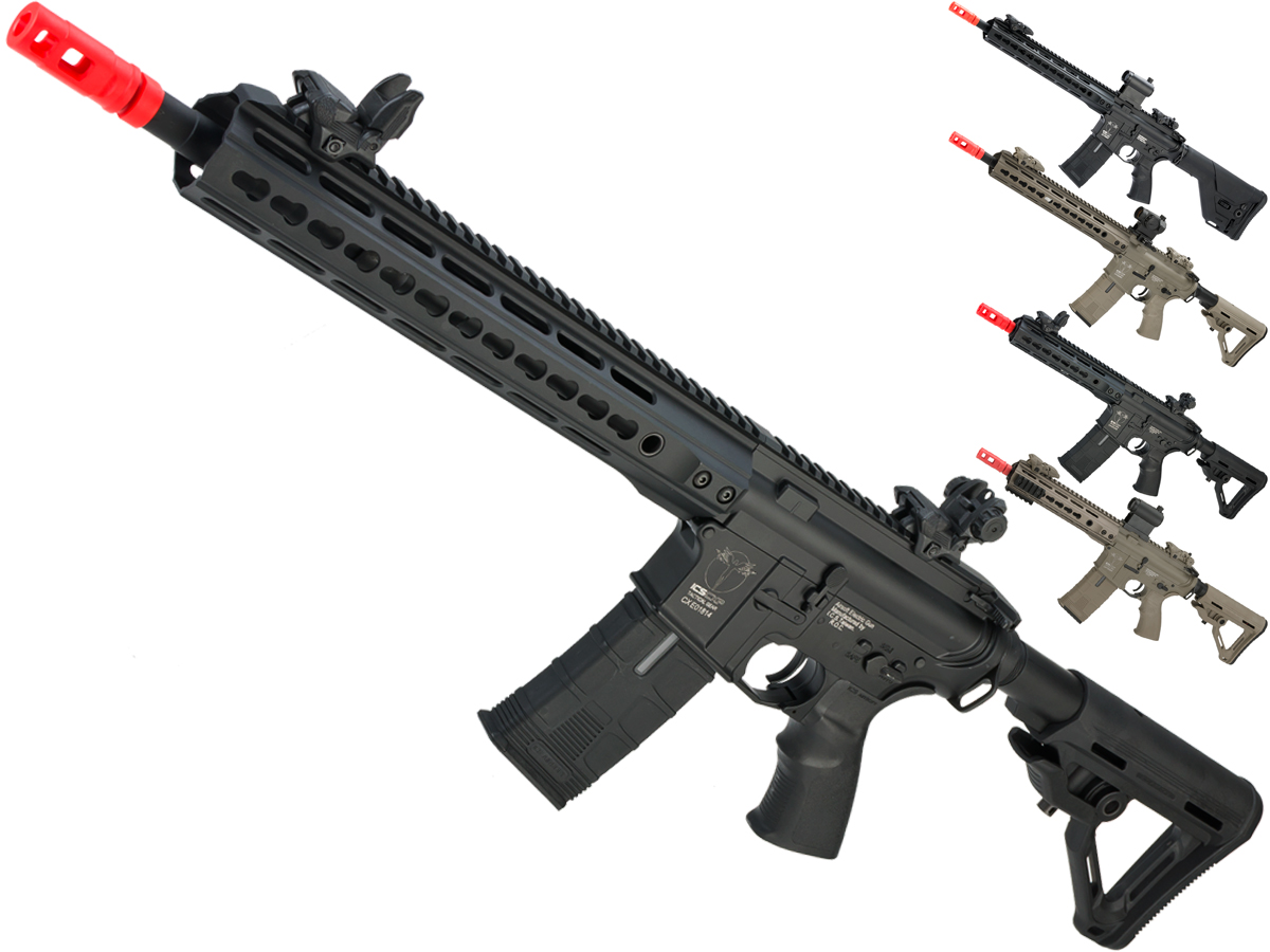 ICS CXP Transform-4 Keymod M4 Electric Blowback Airsoft AEG Rifle