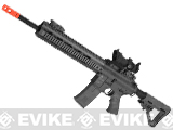 ICS PAR MK3 MTR 16.75 Proarms Armory Licensed Proline EBB Airsoft AEG Rifle (Color: Black)