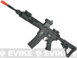 ICS CXP M4A1 Tubular Handguard Electric Blowback Airsoft AEG Rifle w/ In-line MOSFET