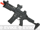 ICS Full Metal CXP-08 Electronic Blowback Airsoft AEG M4 Rifle  - Black