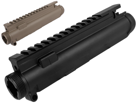 G&G Upper Receiver For G&G Blowback M4 Series Airsoft AEG Rifles (Color: Black)