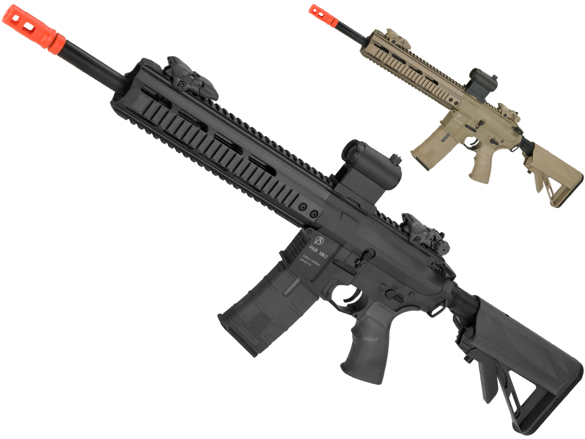 ICS PAR MK3 Carbine 14.5 Proarms Armory Licensed Proline EBB Airsoft AEG Rifle