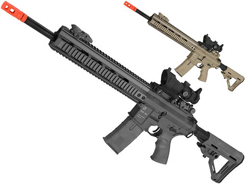 ICS PAR MK3 MTR 16.75 Proarms Armory Licensed Proline EBB Airsoft AEG Rifle
