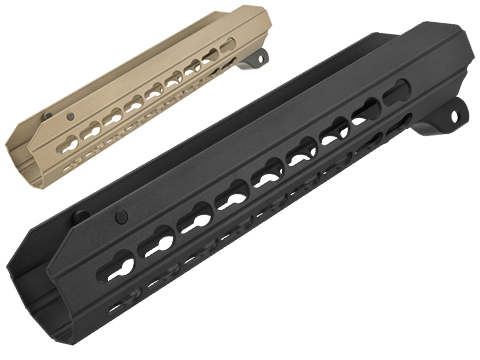 ICS OEM Replacement 9 KeyMod Hand Guard for CXP APE Series Airsoft AEG Rifles