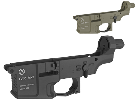ICS Pro-Arms Armory MK3 Full Metal Aluminum Lower Receiver for Airsoft AEG Rifles