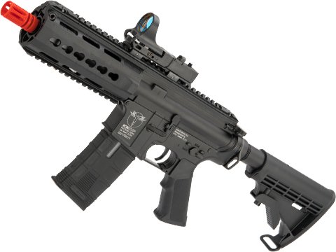 ICS CXP-15 Full Metal M4 Airsoft AEG (color: Black)