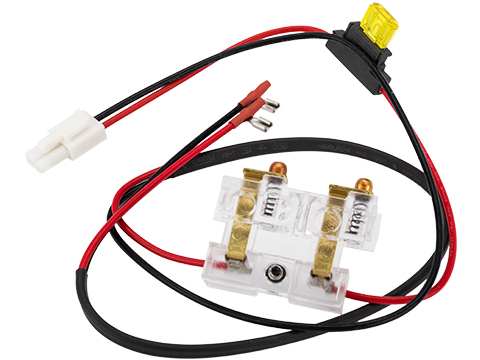 ICS Wiring Harness with Fuse for ICS L85/L86 Series Airsoft AEG Rifles