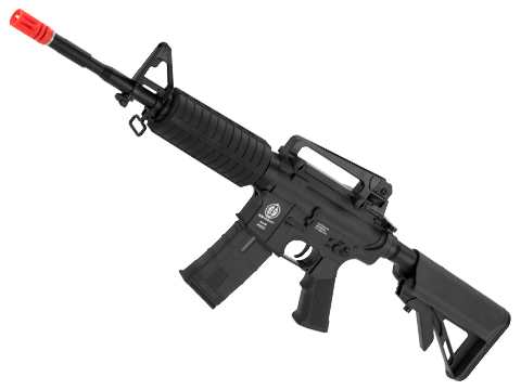 ICS M4 CS4A1 ICS-370 Sportline Airsoft AEG (Color: Black)