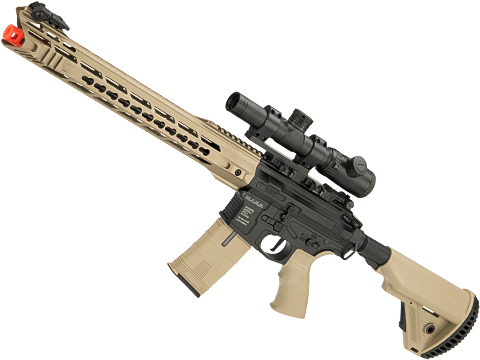 ICS CXP-MARS Full Metal Komodo Airsoft AEG (Color: Black / Tan)