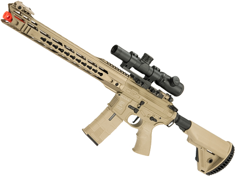 ICS CXP-MARS Full Metal Komodo Airsoft AEG (Color: Tan)