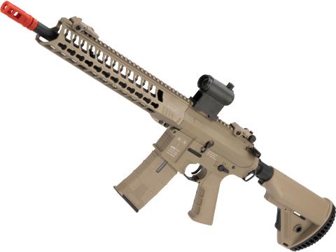 ICS CXP-YAK Full Metal M4 Airsoft AEG (Color: Tan /Rifle)