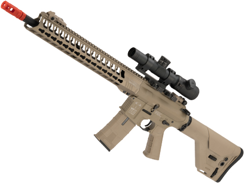 ICS CXP-YAK  Full Metal M4 Airsoft AEG (Color: Tan / DMR)