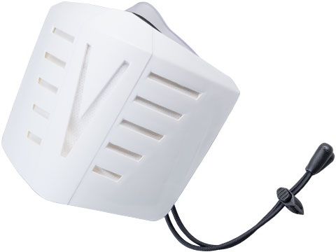 NanoFit Pro Eagle 4-Layer Anti-Virus Respirator Mask (Color: White)