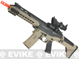 ICS Pro Line CXP-APE CQB Electric Blowback Airsoft AEG Rifle - Two Tone