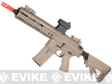 ICS PAR MK3 Carbine 10.5 Proarms Armory Licensed Proline EBB Airsoft AEG Rifle (Color: Tan)