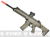 ICS Pro Line CXP-APE Carbine Electric Blowback Airsoft AEG Rifle - Tan