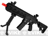 ICS CXP-16L Sportline Airsoft AEG Rifle - Black