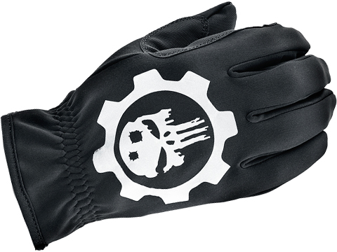 Industrious Handwear Unlined Gloves (Model: Reflective Punisher / Large)