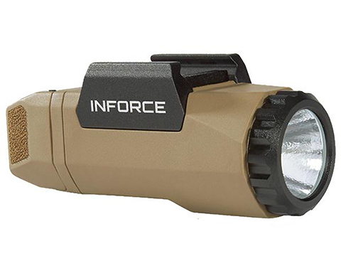 INFORCE APL Gen3 Weapon Light (Color: Flat Dark Earth)