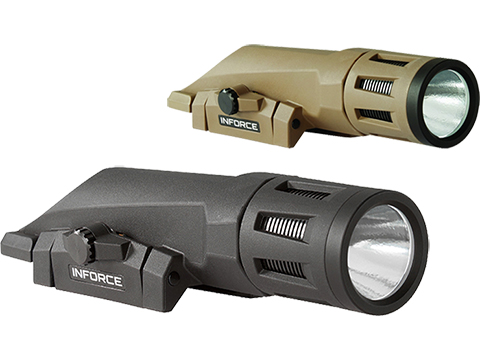 InForce WMLX Multifunction Weapon Mounted Light