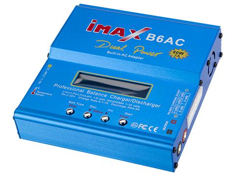 IMAX B6AC+ 80W/7A Computer Battery Balancer Charger V1 (NiCd NiMh Lipoly LiIon LiMn)