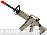 ICS Sportline M4A1 Airsoft AEG Rifle - Tan