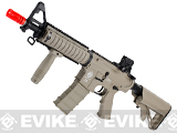 z ICS Sportline M4 RIS Commando Airsoft AEG Rifle - Tan