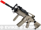 ICS Sportline M4 RIS Airsoft AEG Rifle - Tan