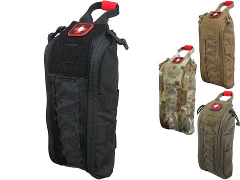 ITS Imminent Threat Solutions ETA Trauma Kit Pouch Tallboy