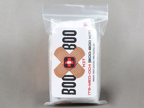 ITS Imminent Threat Solutions Boo Boo Kit First Aid Kit
