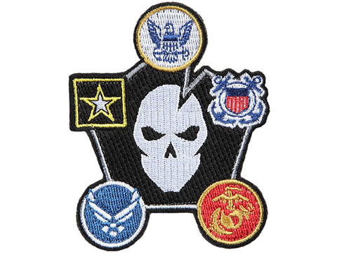 ITS Imminent Threat Solutions Morale Patch (Model: ITS Veterans  Day)