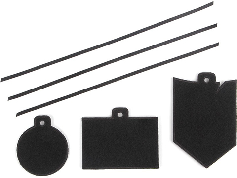 ITS Imminent Threat Solutions Morale Patch Ornament Hangers - Set of 3