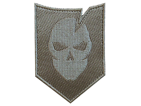 ITS Imminent Threat Solutions Morale Patch (Model: Logo / MAS Modern Adaptive Sepia)