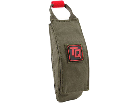 ITS Imminent Threat Solutions TourniQuick� Tourniquet Pouch (Color: Ranger Green)