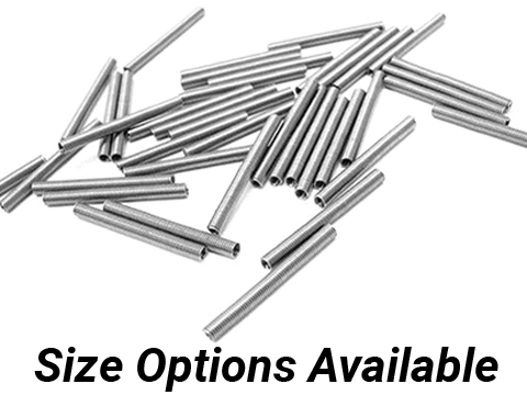 Izorline Pre-Cut Line Protection Springs (Size: 1.5mm / 100-150lb Test)