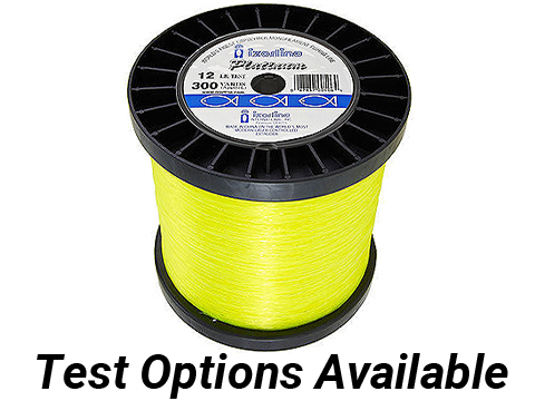 Izorline Platinum Co-Polymer Monofilament Fishing Line
