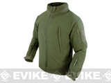 Condor Summit Tactical Softshell Jacket - OD Green (Size: X-Large)