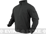 Condor Tactical Phantom Soft Shell Jacket - Black