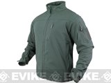 Condor Tactical Phantom Soft Shell Jacket - Foliage Green (Size: XXX-Large)