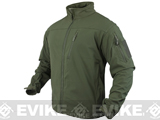 Condor Tactical Phantom Soft Shell Jacket - OD Green
