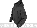 Condor Summit Zero Lightweight Soft Shell Jacket - Black (Size: XX-Large)