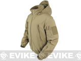 Condor Summit Zero Lightweight Soft Shell Jacket - Tan / Large