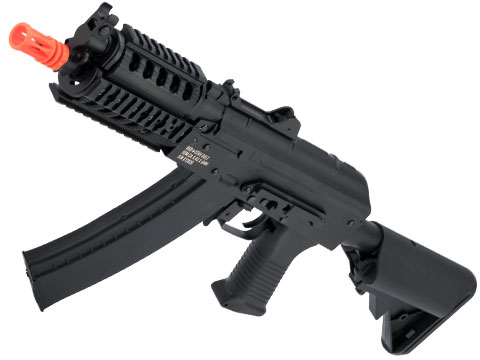 Echo1 Red Star BOLT w/ RAS and M4 Crane Stock Airsoft AEG Rifle