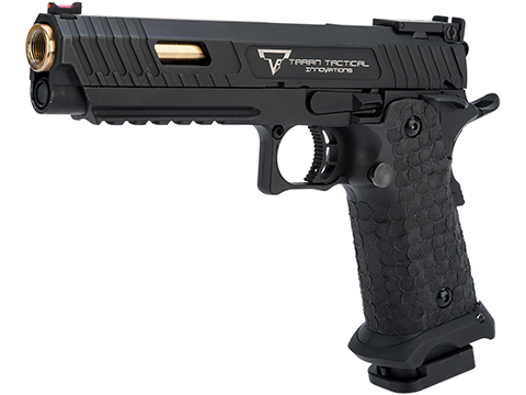 JAG Arms Licensed Taran Tactical Innovation Combat Master Airsoft GBB Pistol