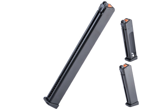 Modify Spare Magazine for PP-2K Gas Blowback Airsoft Submachine Gun