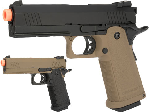 JAG Arms GM4 4.3 Gas Blowback Airsoft Pistols