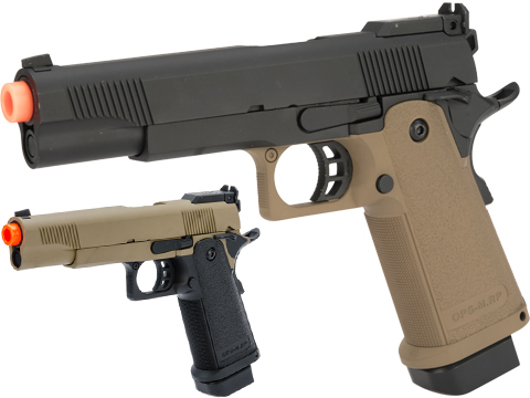 JAG Arms GM5 5.1 Gas Blowback Airsoft Pistols